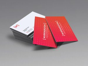General printing business stationery